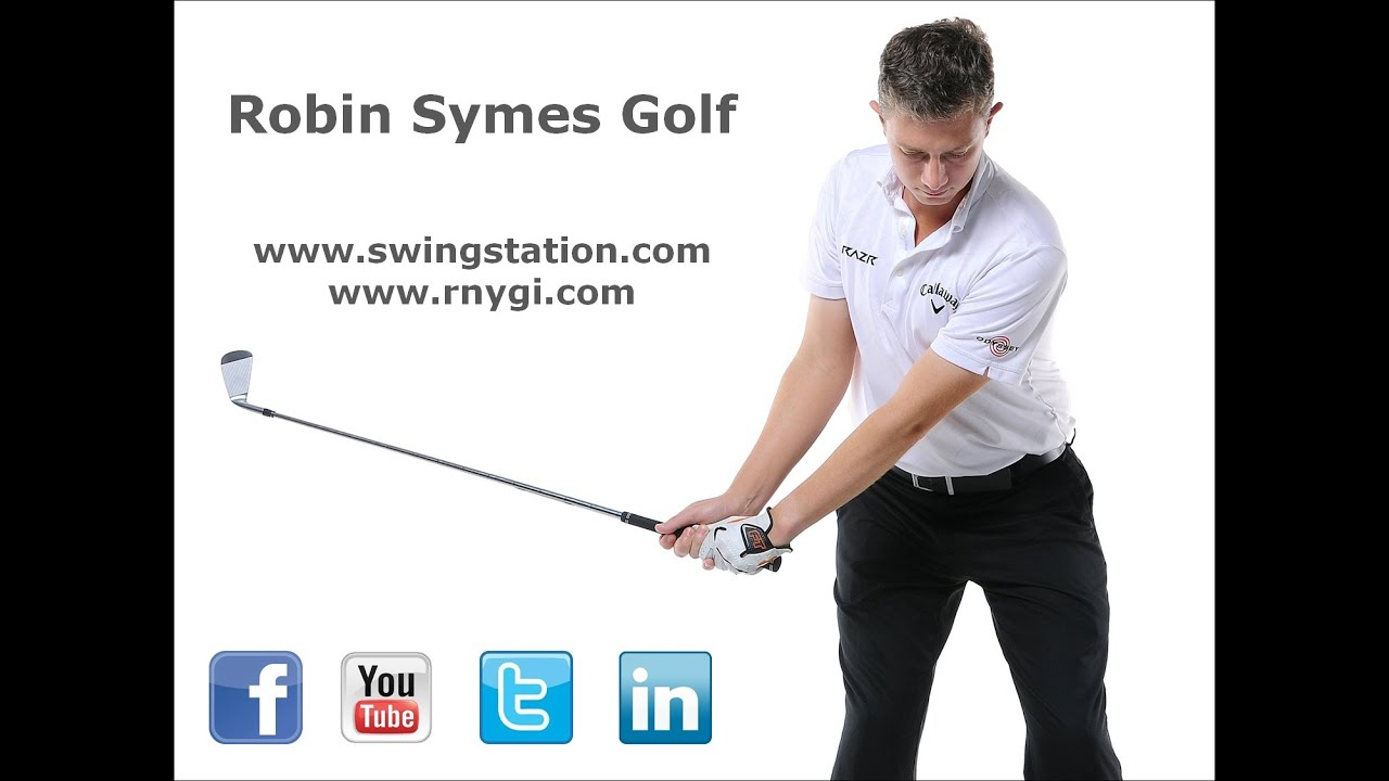 Relax Muscles In Your Golf Swing - 3 Finger Left Hand ...