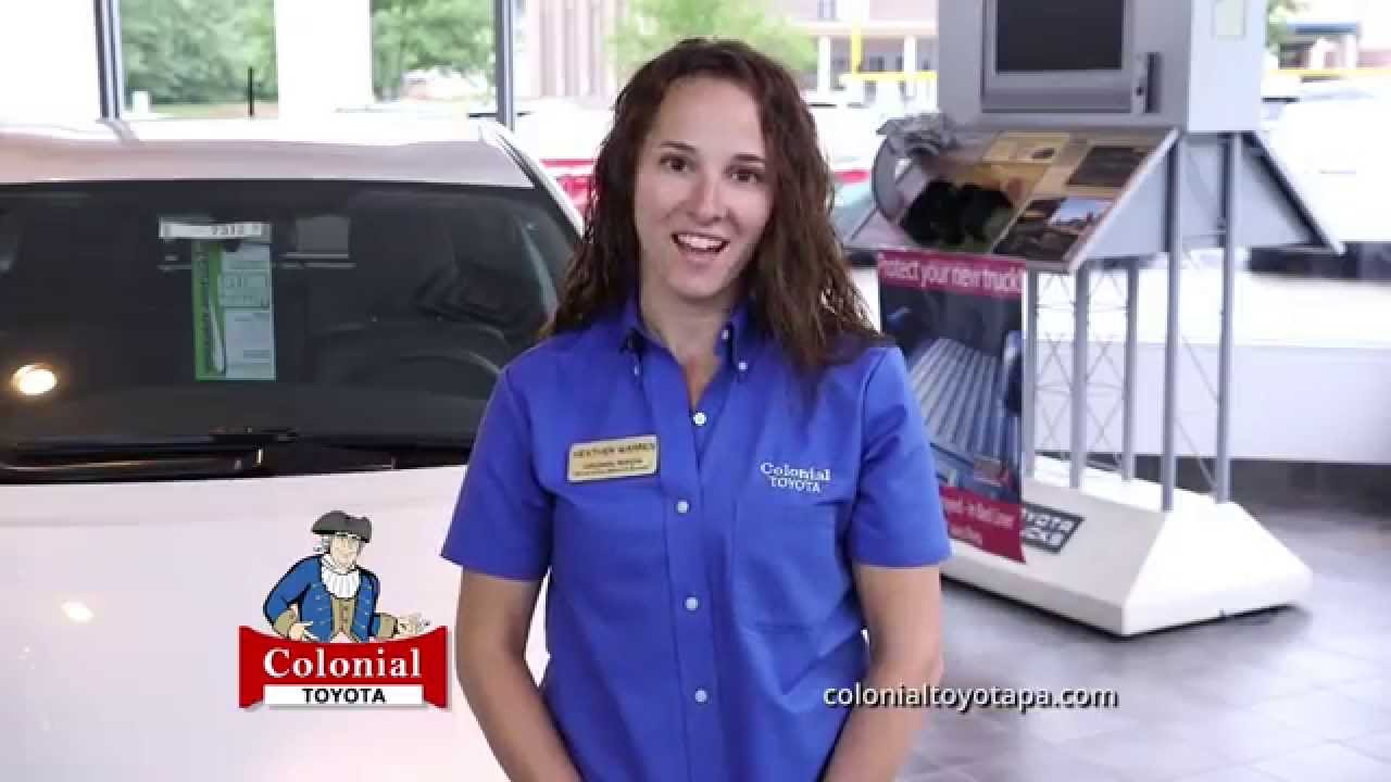Colonial Toyota Indiana Pa