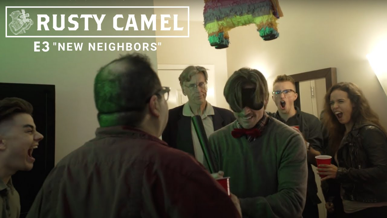 "RUSTY CAMEL - S1 (Ep 3) ""New Neighbors"""