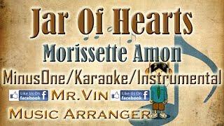 Jar Of Hearts - Morissette (Christina Perri) - MinusOne/Karaoke/Instrumental HQ