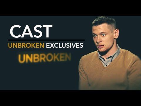 UNBROKEN  Exclusive s with Cast