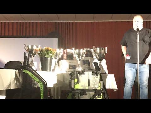 winners reveal of Sportfish Masters 2017