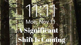 A Significant Shift 11-11-19