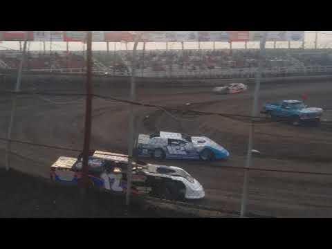 Sportsman Heat 2 Macon Speedway