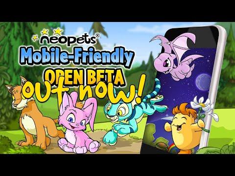 Neopets OPEN BETA Is Here!