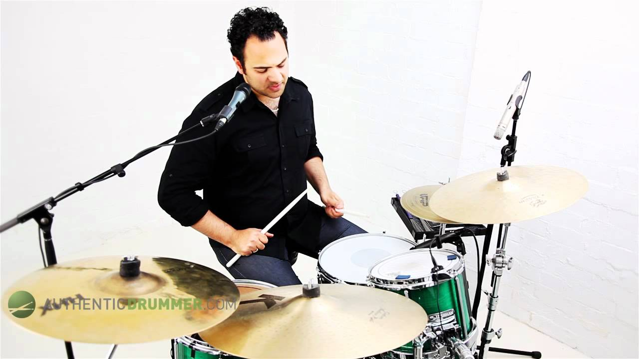 Groove Lesson | Reggae | AuthenticDrummer