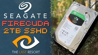 seagate FireCuda 2TB SSHD  TLR Review Sponsored Video