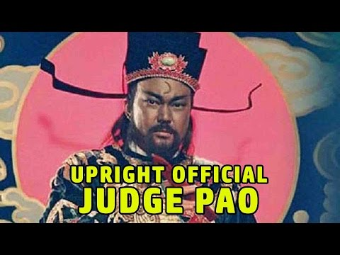 Wu Tang Collection - Upright Official Judge Pao - ENGLISH Subtitled