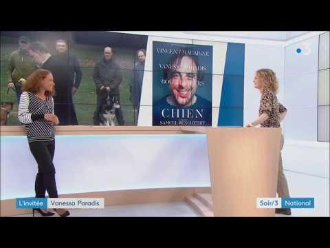 VANESSA PARADIS - INTERVIEW - CHIEN - 11 mars 2018