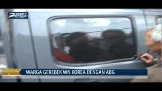 Berbuat Mesum, WN Korea Digerebek Warga