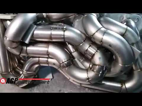 exhaust manifold tig welding