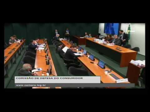 DEFESA DO CONSUMIDOR - Reunião Deliberativa - 09/08/2016 - 11:43