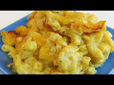 Betty's Parmesan & Mozzarella Mac 'n Cheese