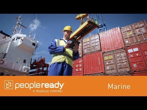 PeopleReady: Marine