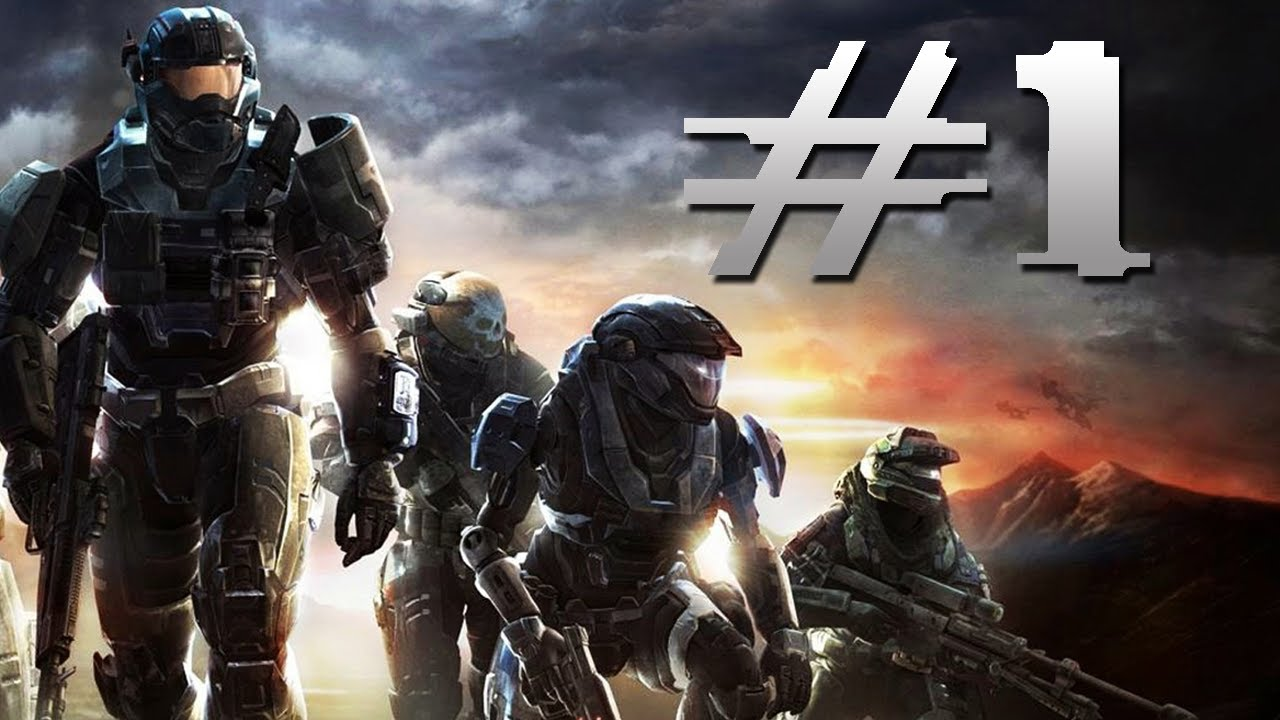 Halo Reach [Region Free][ISO] - Download Game Xbox New Free