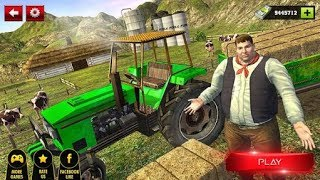 Offroad Tractor Farming Games for Android Or ios