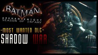 Batman Arkham Knight: Season of Infamy DLC -Shadow War (Ra's Al Ghul) Walkthrough thumbnail