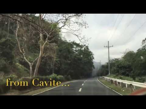 Manila to Nasugbu, Batangas with less traffic