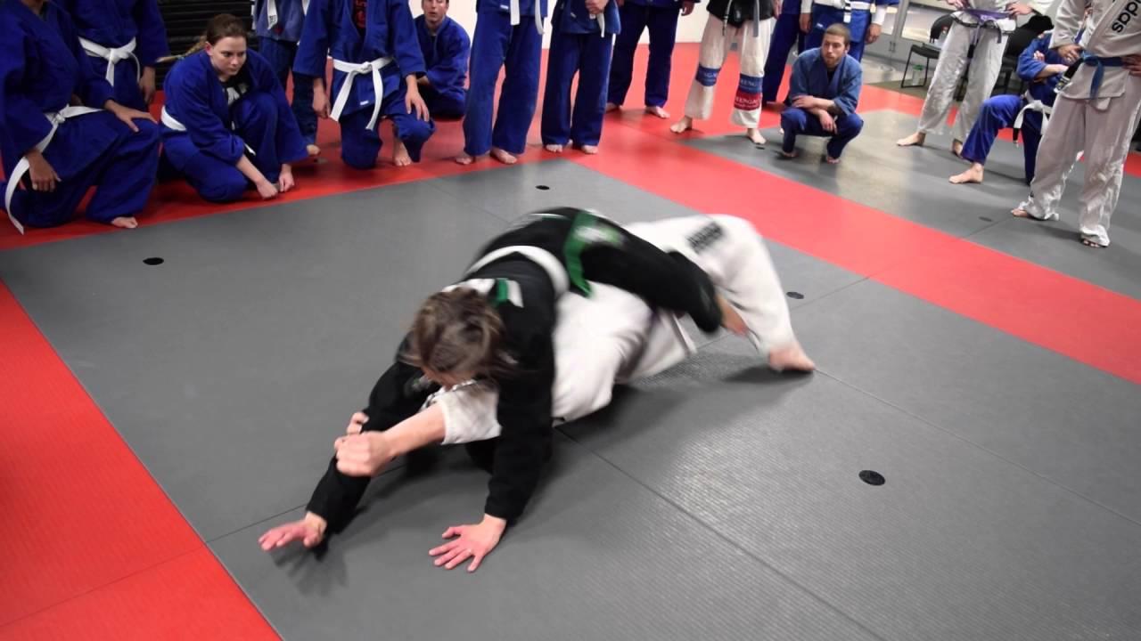 Seung ni Brazilian Jiu Jitsu