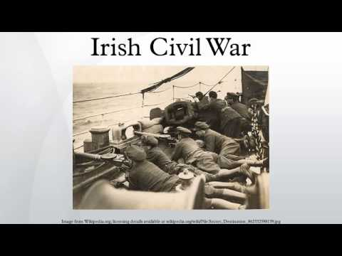 Irish Civil War