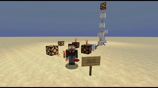 Minecraft Kızıl Taş Eğitimleri Bölüm 3 - Kızıl Taş Meşalesi (Redstone Torch)
