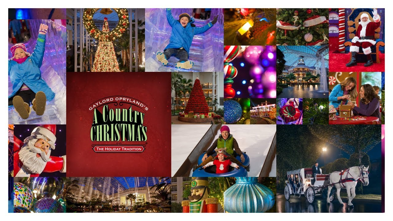 a country christmas 2018 - A Country Christmas