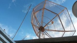 Veja aqui como ter o sinal do SBT de volta em sua parabólica 1