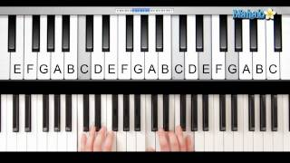 "How to Play ""Skidamarink"" on Piano"