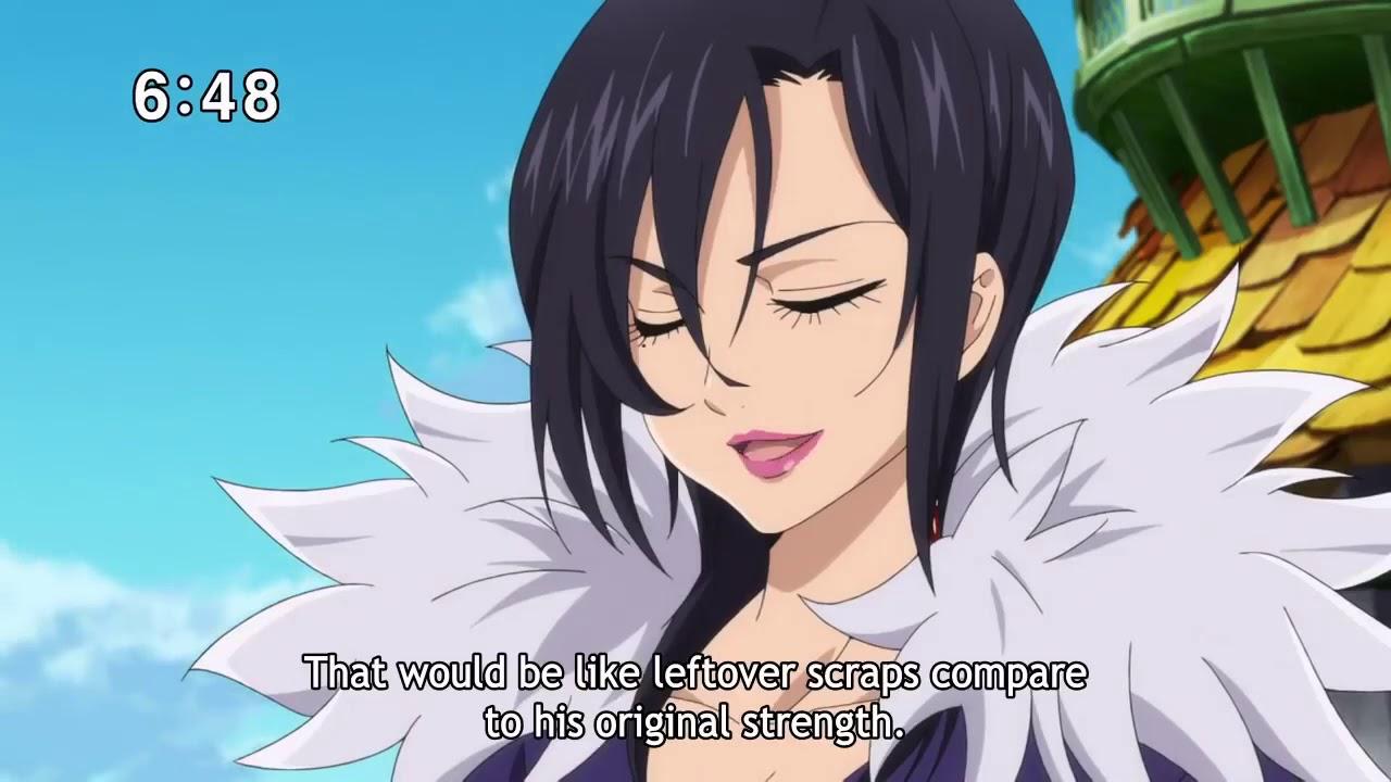 Download Meliodas Find It True Power   Nanatsu No Taizai Season 2 Episode 8