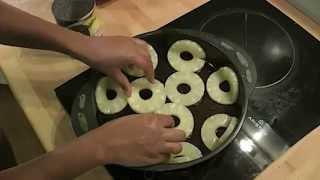 Recette du Gâteau à l'ananas selon Tatie Maryse