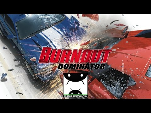 Burnout Dominator (PPSSPP Emulator) Android GamePlay