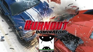 Burnout Dominator (PPSSPP Emulator) Android GamePlay