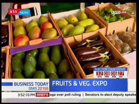 Fruit and vegetable expo: Conversation from School of Monetary Studies