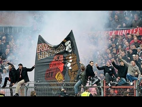 FC St Pauli: a socialist football club in Hamburg's Red Light District