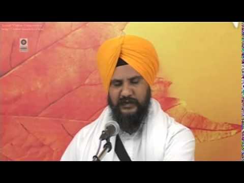 Bhai Mandeep Singh Lakhpur wale