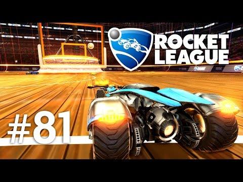 Rocket League | UPDATE BASCHET | Episodul 81 ( MaxINFINITE )