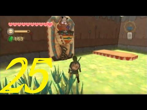 (025) Zelda: Skyward Sword 100% Walkthrough - Finding the Facility