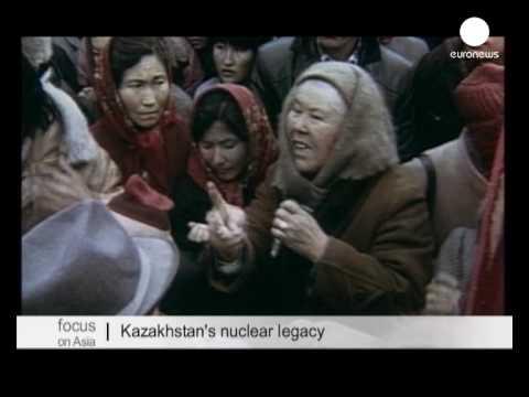 Kazakhstan's nuclear legacy - focus