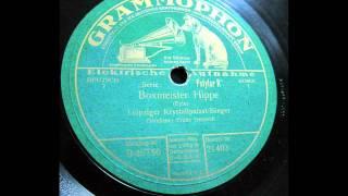 Boxmeister Hippe - sächsischer Vortrag