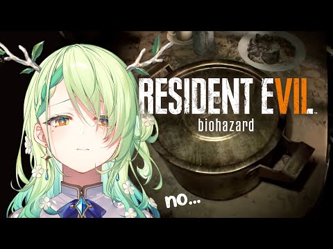 【Resident Evil 7】 no more scary bugs #holoCouncil