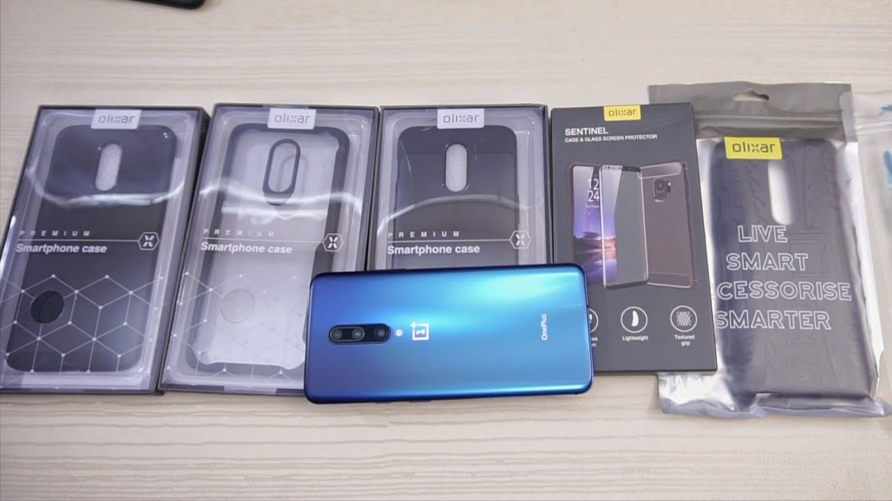 low cost 27c20 65960 OnePlus 7 / 7 Pro Cases from Olixar!