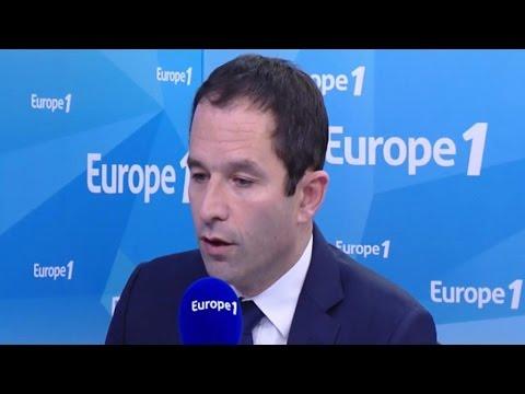 """Benoît Hamon : """"à cette étape, j'ignore"""" quelles sont les propositions de Peillon"""