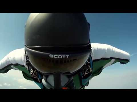 World record wing suit jump | Daily Planet