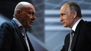 10 Вопросов Познера Путину - Поможем ответить президенту