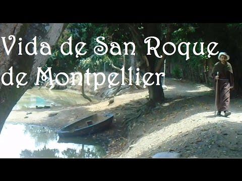 Vida de San Roque de Montpellier