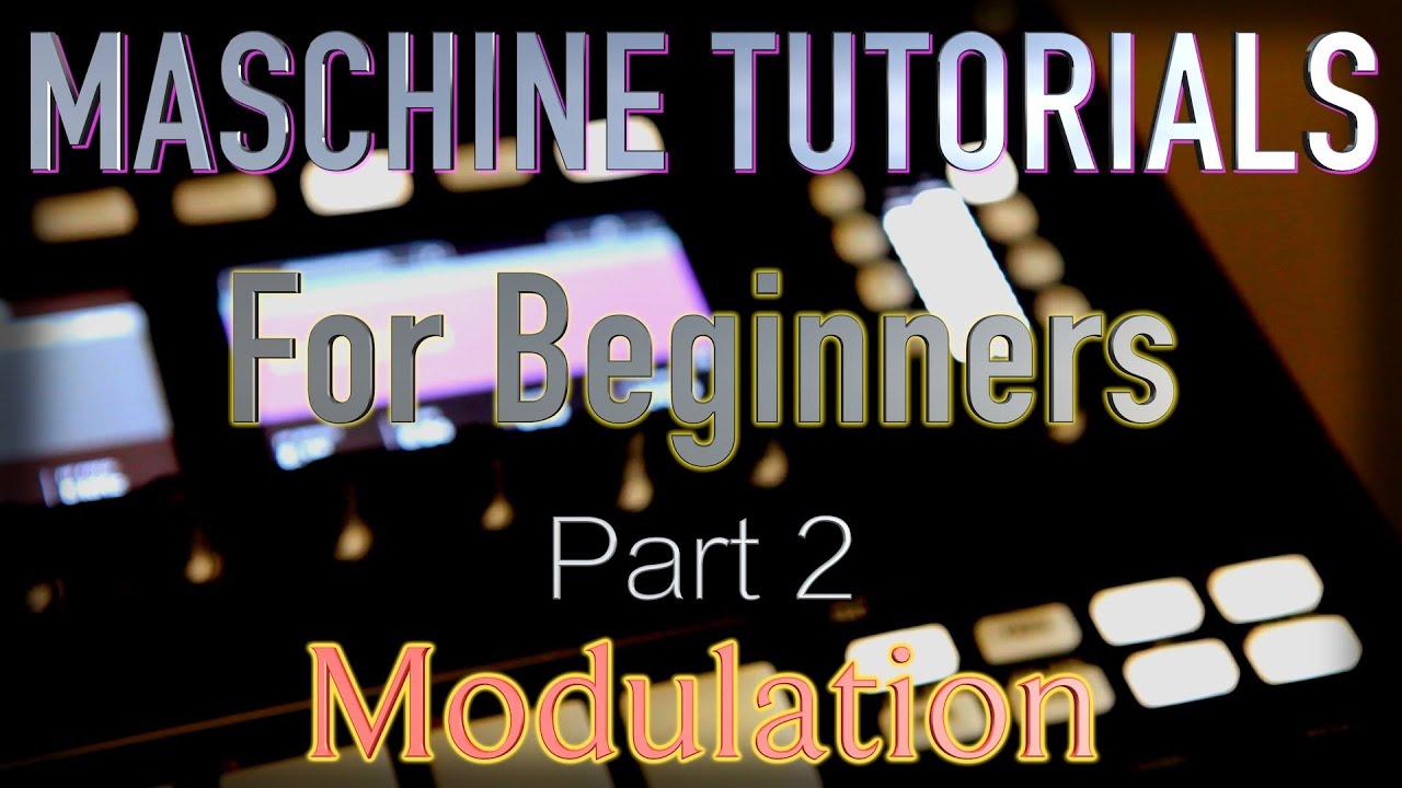 Maschine mk3 beginner tutorial interface explained 2. 7. 3 software.