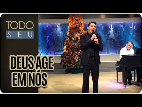 Deus Age Em Nós | Padre Juarez De Castro - Todo Seu (24/12/17)