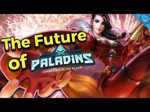 The Future of Paladins
