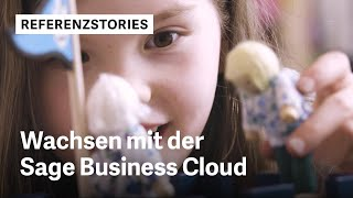 Wachsen mit der Sage Business Cloud