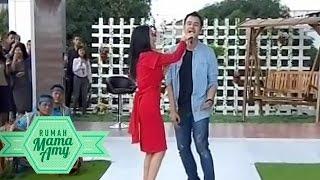 """Cita Citata feat Raffi Ahmad """" Sakitnya Tuh Disini & Goyang Dumang """"  - Rumah Mama Amy (16/1)"""